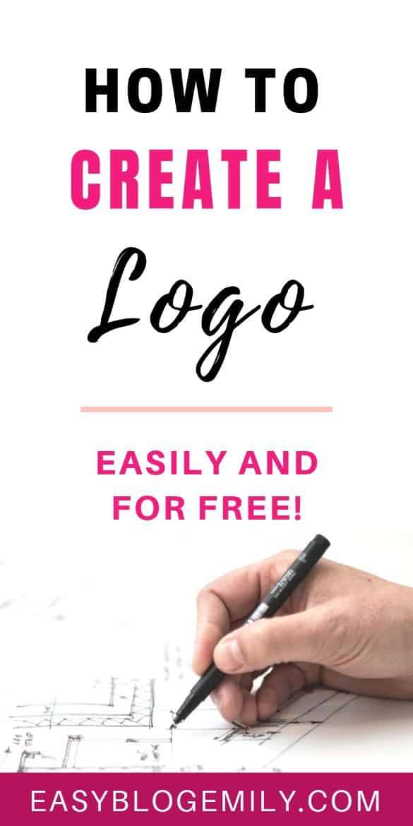 How to create a logo (easily and for free!)