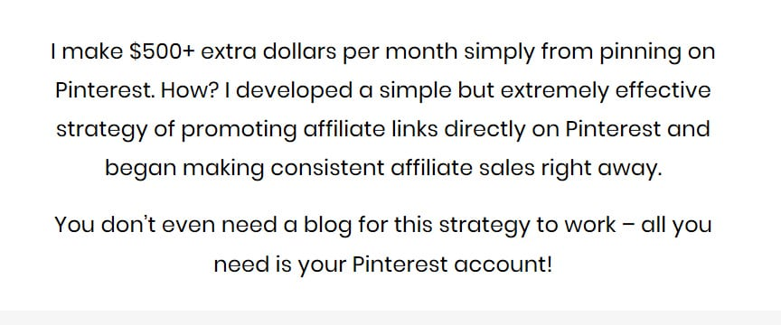 Blogging Her Way make money on Pinterest