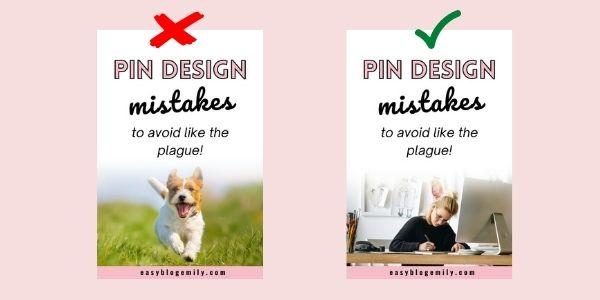 Pin design mistake 2