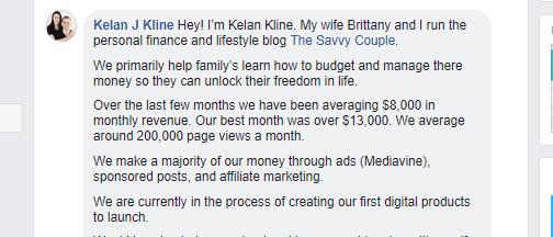 Kelan J Kline comment