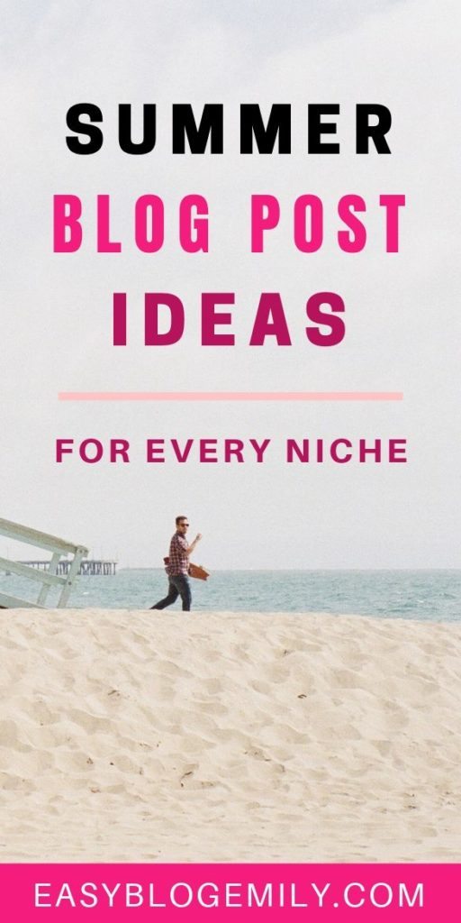 Need some blog post inspo this summer? Click to get a list of 60 blog post ideas for summer to help you become a pro blogger and get more traffic now #bloggingforbeginners #blogpostinspo #bloggingideas  blog posts | blog posts layout | blog posts ideas | blog posts ideas lifestyle |  summer blog posts | summer blog posts ideas |